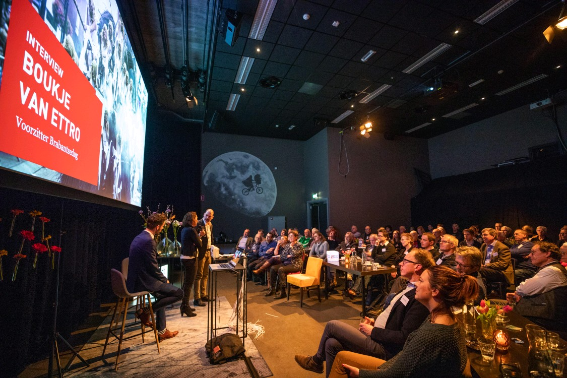 Martinetzaal evenement Cultuurcentrum Deurne