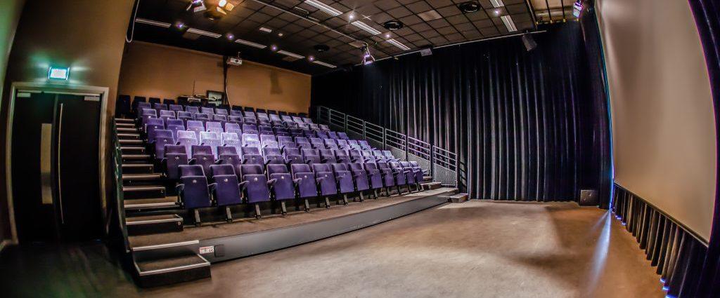 Martinetzaal, geschikt voor gevarieerde evenementen, Cultuurcentrum Deurne.